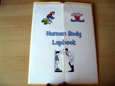 I put together a Human Body lapbook for my 2 year old girl.  We've been studying the human body for some time now and I've finally finished the unit.  I made a lapbook for my 5 year old…