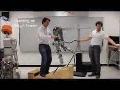 I really want a robot.