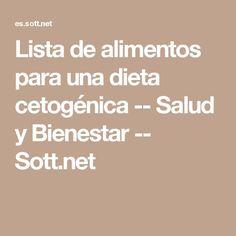 Lista de alimentos para una dieta cetogénica -- Salud y Bienestar -- Sott.net