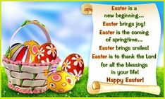 Happy Easter easter easter quotes easter images happy easter happy easter quotes easter image quotes easter quotes with images easter sayings easter poems easter sunday quotes Easter Verses, Easter Poems, Easter Prayers, Happy Easter Wishes, Easter Sayings, Happy Easter Quotes Friends, When Is Easter Sunday, Easter Sunday Images, Easter Pictures