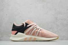 buy online 51b91 164bf Overkill x Fruition x adidas Wmns Consortium EQT Lacing ADV Pink Black-White-