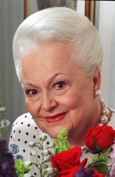 Olivia de Havilland is as lovely as ever. July 1, 2017 will be her 101st birthday.