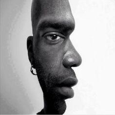 African Voices - optische Täuschung