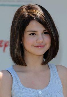 Cute Long Bob Haircut for Girls