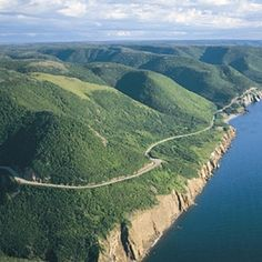 The Cabot Trail in Nova Scotia, Canada for all ages