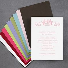 Crowned in Flourish - Invitation   |  40% OFF  |  http://mediaplus.carlsoncraft.com/Parties--Celebrations/Sweet-Sixteen/NA-NA276-Crowned-in-Flourish--Invitation.pro#imageSelect=108151