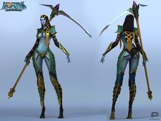 "ArtStation - Character from ""NORDS"", Danil Solovyov"
