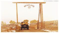Ty's truck.  Heartland