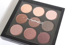 Mac Eye Shadow x 9 | Burgundy Times Nine