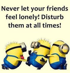 Funny Minions from Atlanta (01:30:49 PM, Tuesday 11, October 2016 PDT) – 66 pics