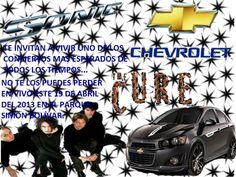 #TheCureDeGiraxChevrolet @Chevrolet Colombia #TheCure #Colombia #Bogota #Chevrolet #Sonic
