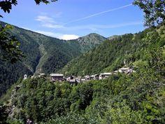 ROURE Bourcet - Roreto Castel del Bosco, Villaretto, Balma - Piedmont Italy - Parco Naturale Orsiera Rocciavre