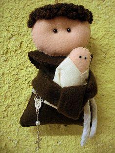 Santo Antonio  com molde