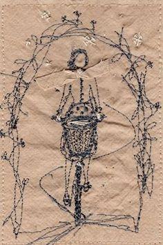 Resultado de imagen de michelle holmes embroidery