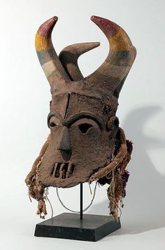 D. Simmons Collection - Mgbadike Mask by QCC-Art