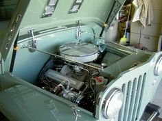 Blueprint engines bpls4080c crate engine blueprintengines blueprint engines customer john camponetto has installed our bp3834ct1 into his beautifully restored 1947 willys malvernweather Choice Image