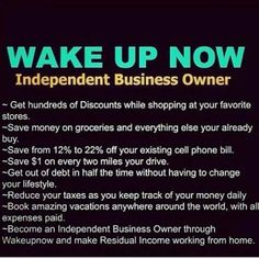 Join the Team and Jumpstart your Dreams  https://anthonylogan.wakeupnow.com