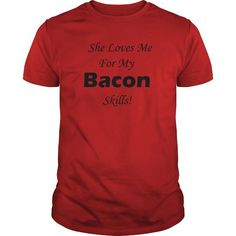 She Love Me T Shirts, Hoodies. Check price ==► https://www.sunfrog.com/Funny/She-Love-Me-Red-Guys.html?41382 $19