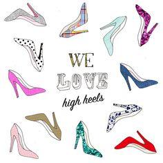 Today's illustration シルバーのヒールがずっと欲しいんだけどなかなかピンとくるのがない#illustration #instagood #art#heels#love #like #happy #絵#かわいい#欲しい#ヒール#花柄#メタリック#小物#足元#イラスト Shoes Wallpaper, Wallpaper Backgrounds, Shoe Sketches, Beauty Illustration, Shoe Art, True Love, Fashion Beauty, Doodles, Irons