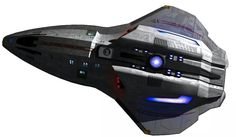 STAR TREK - fan design vessel.