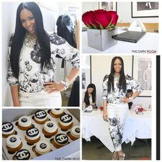 Marlo hampton neiman Marcus | Marlo Hampton Hosts 'Glam it Up' Brunch At Neiman Marcus - Talking ...