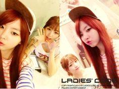 Ladies Code - Zuny & EunB
