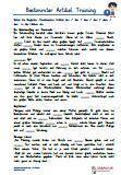 #Begleiter #Artikel 3.Klasse Grundschrift #Englisch Arbeitsanweisungen sind in den Lösungen in Englisch übersetzt. #Arbeitsblaetter / Übungen / Aufgaben für die #Rechtschreibung und Grammatik  im Deutschunterricht - Grundschule.  In Lücken werden best. Artikel / Begleiter der /die / das eingesetzt. Best. Artikel / Begleiter werden zu Namenwörtern und Namenwörter in die Tabelle zu den richtigen best. Artikel / Begleiter zugeordnet.  Grundschrift  10 Arbeitsblätter + 5 Lösungsblätter