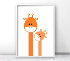 Hey, I found this really awesome Etsy listing at https://www.etsy.com/listing/257899630/giraffe-nursery-print-kids-wall-art