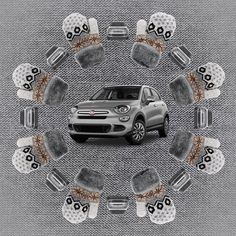 If they made mittens for vehicles we'd have 4 pairs for our #500X in Grigio Argento.  # #FIAT #FIATUSA #Ciaobaby #FIATlove #500Love #FIATfamily #Italian #CarPorn #CarsWithoutLimits #ItalianStyle #ItalianCar #crossover #cars #auto #car #automotive #drive #autos #instacar #caroftheday #cargram #style #winter #mittens