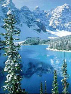 BANFF NATIONAL PARK | Moraine Lake (Alberta, Canada)