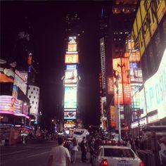 #NewYork #TimesSquare #studytoursexperience