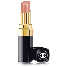 CHANEL ROUGE COCO SHINE Hydrating Sheer Lipshine, Collection Variation found on Polyvore
