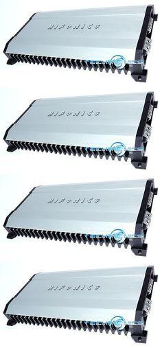 Car Amplifiers: Hifonics Brutus Brx2400.1D 2400W Monoblock Class D 1 Channel Car Amplifier Amp -> BUY IT NOW ONLY: $239.95 on eBay!