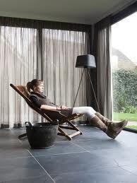 Mooie, sobere wit geoliede vloer. Op de website van Lalegno (www ...