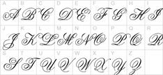 Old Cursive Alphabet | images of cursive letters old english tattoo kootation com wallpaper