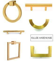 Mimosa Lane: Killer Cabinet And Furniture Hardware