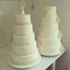 Wedding cakes... :) | Flickr - Photo Sharing!