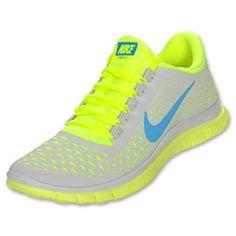 08de236555df WAITING. yellow nike free run shoes