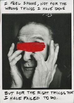 La vergogna (Marcel Duchamp)