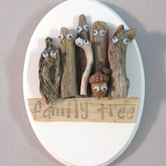 Family Tree - driftwood... Cute (finally found something similar to ours)