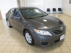 2011 Toyota Camry, 33,229 miles, $15,450.