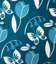 Snuggle Flannel Print - Butteryfly Lime