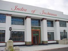 India of Inchinnan, Art Deco from Scotland