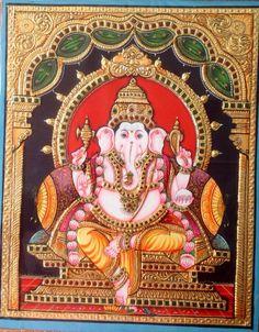 "Search for ""My Mom's Art Gallery"" on Facebook. Artist: Mangalam Srinivasan"
