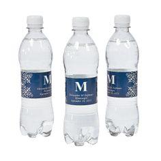 Personalized+Navy+Monogram+Wedding+Bottle+Labels+-+OrientalTrading.com