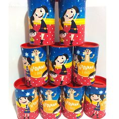 Cofrinho Show da Luna Mugs, Tableware, 1, Personalized Piggy Bank, Dinnerware, Tumblers, Tablewares, Mug, Dishes