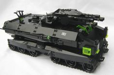 Neo Blacktron - Zeus - Mobile Command Center: A LEGO® creation by Matthias Riedel : MOCpages.com