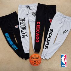 Be the MVP in team joggers