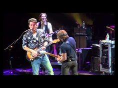 John Mayer & Keith Urban - Don't Let Me Down - Crossroads Festival MSG - 04/12/2013