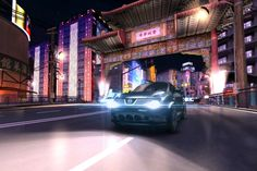 Nissan Launches New Car In A Video Game